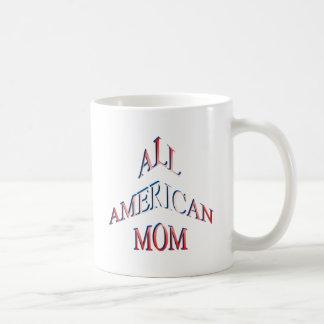 All American Mom-uploaded Coffee Mug