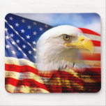 ALL AMERICAN! MOUSE MAT
