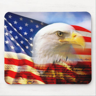 ALL AMERICAN! MOUSE PAD
