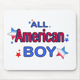 All American Mouse Pad
