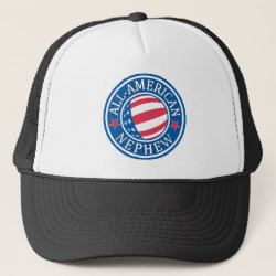 All-American Nephew Trucker Hat