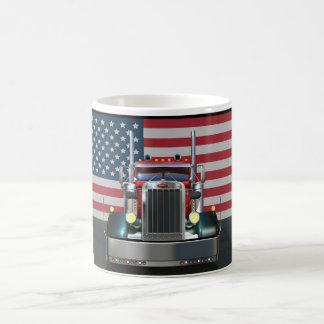 All American Peterbilt Coffee Mug