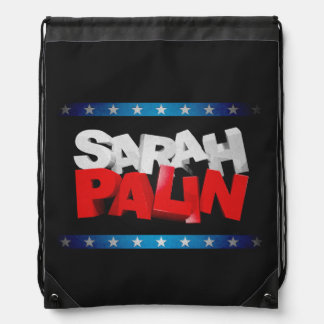 All American Drawstring Bag