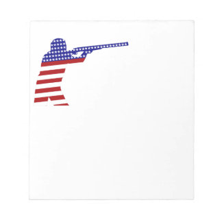 All-American Rifleman/Shooting Contender Notepad
