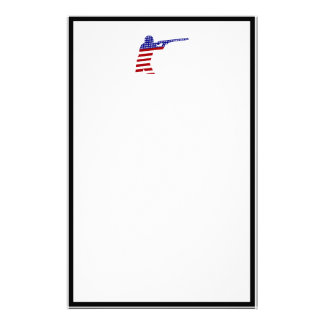 All-American Rifleman/Shooting Contender Stationery