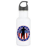 All-American Runner 18oz Water Bottle