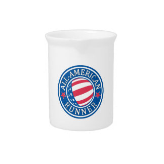 All-American Runner Drink Pitchers