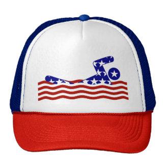 All-American Swimmer Trucker Hat