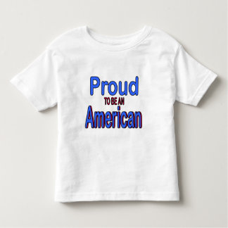 All American Toddler T-shirt