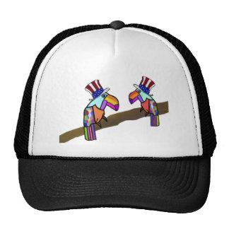All American Toucan Trucker Hat