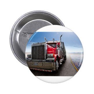 All American Trucker Button