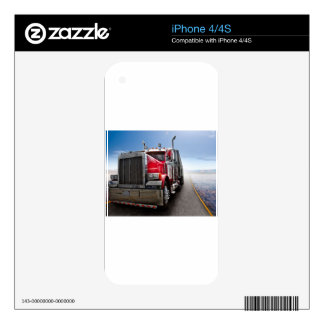 All American Trucker Skin For The iPhone 4S