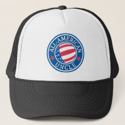 All-American Uncle Trucker Hat