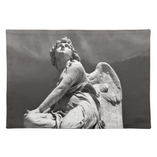 All angels sing - Sicily - Italy Cloth Place Mat