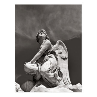 All angels sing - Sicily - Italy Postcard
