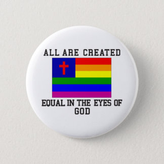 All are Created Equal Button