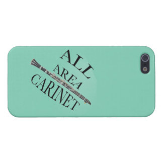 ALL AREA CLARINET PLAYER Iphone Ipad ANY COLOR Case For iPhone SE/5/5s