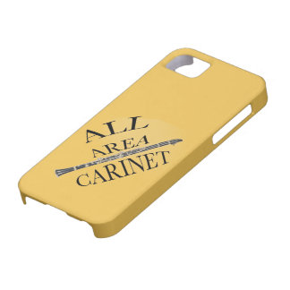 ALL AREA CLARINET PLAYER Iphone Ipad ANY COLOR iPhone SE/5/5s Case
