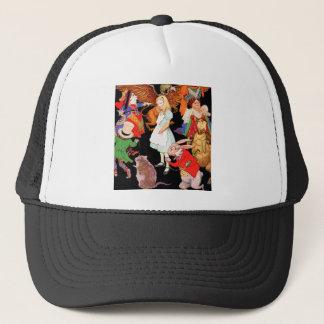 All Around Alice Trucker Hat