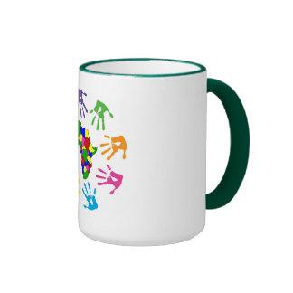 All Around the World Coffee Mug