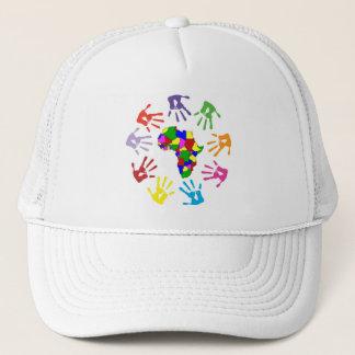 All Around the World Trucker Hat