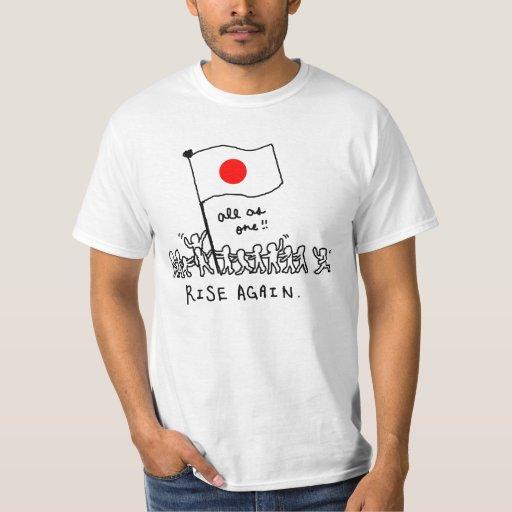 All as One, Rise Again T-Shirt