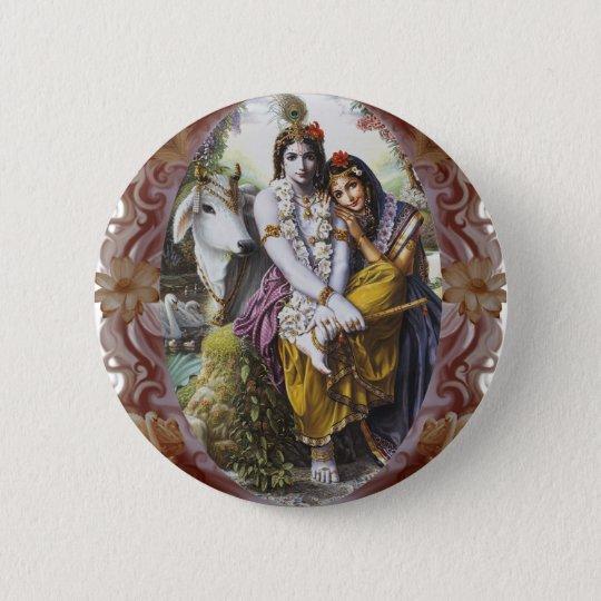 All-Attractive Couple Pinback Button