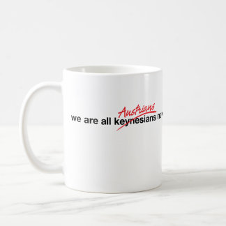 All Austrians Now Mug