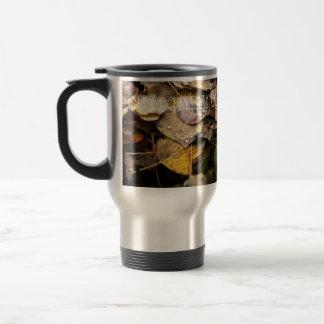 ALL Autumn Leaf Litter Travel Mug