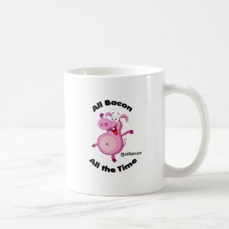 All Bacon All the TIme Coffee Mug