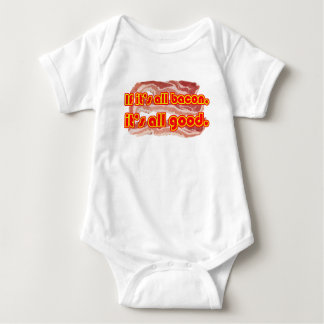 All Bacon Baby Bodysuit