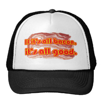 All Bacon Trucker Hat