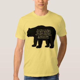 All Bears need your help! Shirt