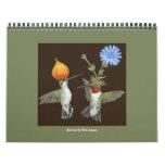 All bird calendar