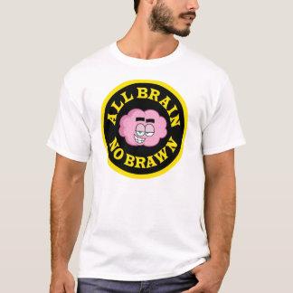 All Brain No Brawn  Sleeveless T-Shirt