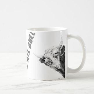 ALL BULL COFFEE MUG