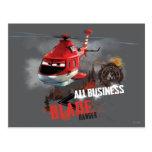All Business Postcard