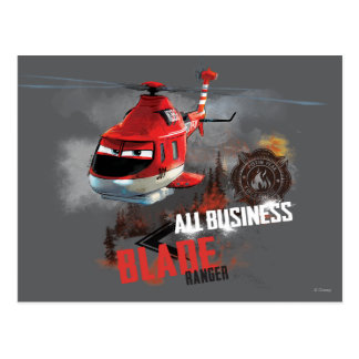 All Business Post Card