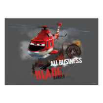 All Business Poster