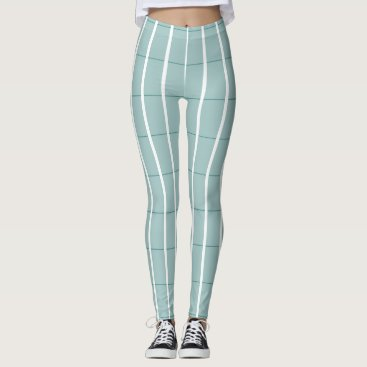 Professional Business ALL-BUSINESS-TEAL-FUN-DESIGN'S(c) -LEGGING'S_XS-XL Leggings