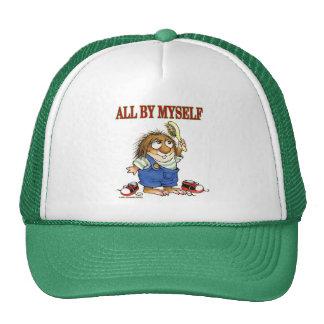 All By Myself Trucker Hat