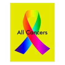All Cancers Postcard