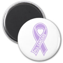all cancers ribbon magnet
