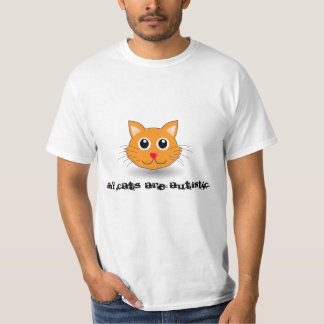 All Cats are Autistic T-Shirt