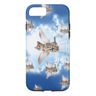 All Cats Go to Heaven iPhone 8/7 Case
