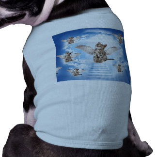 All Cats Go to Heaven T-Shirt