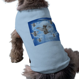 All Cats Go to Heaven Tee