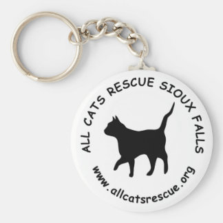 All Cats Rescue Sioux Falls Keychain