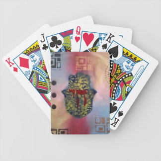 All Chai'd Up! - Candied Colored Dreams! Bicycle Playing Cards
