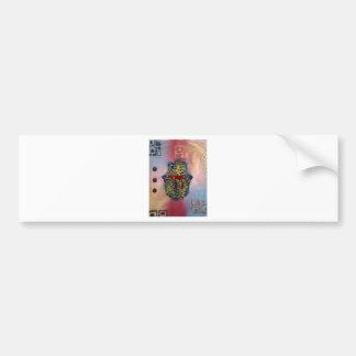 All Chai'd Up! - Candied Colored Dreams! Bumper Sticker